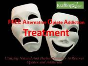 FREE Opiate and Addiction Treatment Remedies from KratomLounge.com