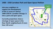 Open Space for Chicago's Near North Side