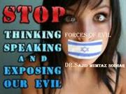 Forces Of Evil; followers of Antichrist/Dajjal. By:Dr. Sajid M. Sodhar