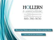 Hollern and Associates - Products and Services Overview