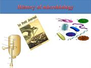 History of microbiology by vidyakalaivani