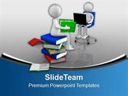 Change With Time Be Technical PowerPoint Templates PPT Themes And Grap
