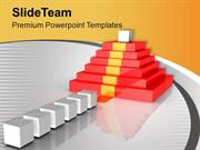 Climb The Stairs Of Success PowerPoint Templates PPT Themes And Graphi