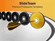 Select The Right Target PowerPoint Templates PPT Themes And Graphics 0