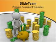 To Earn More Save More PowerPoint Templates PPT Themes And Graphics 05