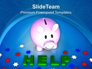 Save Your Money In Small Amount PowerPoint Templates PPT Themes And Gr