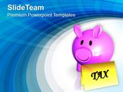 Save Your Tax By Saving PowerPoint Templates PPT Themes And Graphics 0