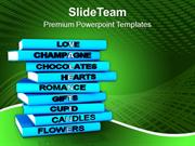 Valentine Is Very Special PowerPoint Templates PPT Themes And Graphics