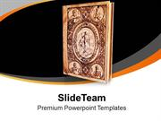 Bible Is The Holy Book Of Christian PowerPoint Templates PPT Themes An