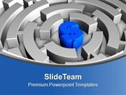 Find The Correct Path PowerPoint Templates PPT Themes And Graphics 051