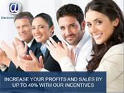 Electronic Incentives offers customer rewards and benefits