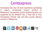 Courier Delivery Service