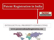 Patent Registration & Drafting Avail at Reasonable Cost
