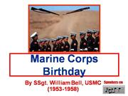 Marine Birthday 2008