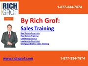 Sales Coaching & Sales Training, Toronto
