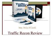 Traffic Recon Review 2k Visitors PER DAY from Google