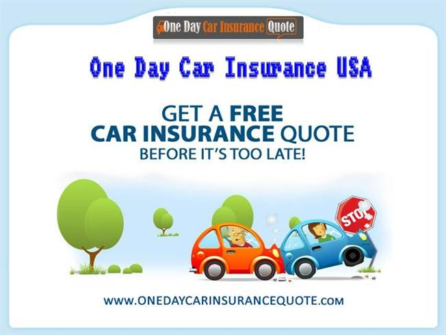 Car Insurance For 1 Day Insurance Your Car For 1 Day Authorstream