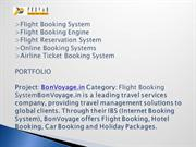 Flight Booking System, Flight Booking Engine, Flight Reservation