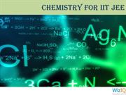 Chemistry for IIT JEE