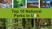 Top 10 National Parks in USA!