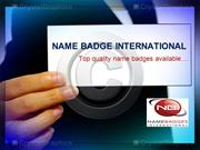 Design Name Tags Online