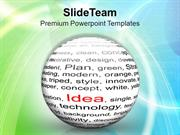 Business Ideas And Opportunities PowerPoint Templates PPT Themes And G