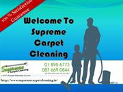 Keep Your Carpet fresh With best Carpet Cleaning service