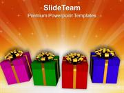 Unique Business Gifts PowerPoint Templates PPT Themes And Graphics 051