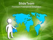 Expand Your Business Globaly PowerPoint Templates PPT Themes And Graph