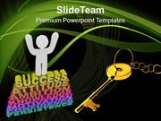 Find Out The Key Of Success PowerPoint Templates PPT Themes And Graphi