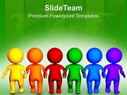 Make A Team For Business PowerPoint Templates PPT Themes And Graphics