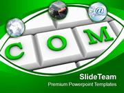 Make Web Address For Business PowerPoint Templates PPT Themes And Grap