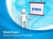 Share The Idea With Team PowerPoint Templates PPT Themes And Graphics