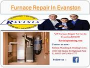 furnace repair service in Evanston