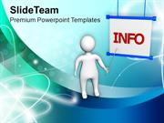 Share The Info With Team PowerPoint Templates PPT Themes And Graphics