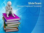 Take The Advantage Of Books PowerPoint Templates PPT Themes And Graphi