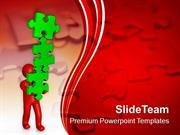 Make A Balance In Problem Solving PowerPoint Templates PPT Themes And