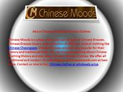 About Chinese Moods