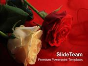 Thank You Roses PowerPoint Templates PPT Themes And Graphics 0513