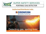 Crowcon Portable Gas Detector