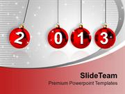Enjoy New Year Celebration PowerPoint Templates PPT Themes And Graphic