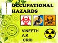 OCCUPATIONAL HAZARDS in dentistry