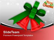 Jingle Bells For This Christmas PowerPoint Templates PPT Themes And Gr