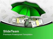 Protecting Money Finance Theme PowerPoint Templates PPT Themes And Gra