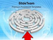 Challenge To Solve The Problem PowerPoint Templates PPT Themes And Gra