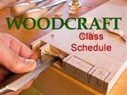 Woodcraft Classes