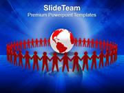 Global Peace And Unity PowerPoint Templates PPT Themes And Graphics 05