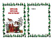 Santa Claus what do you see