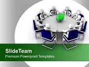 Raise The Issueses In Business Meetings PowerPoint Templates PPT Theme