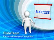 3d Man Showing Success PowerPoint Templates PPT Themes And Graphics 05